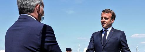 La méfiance domine entre Macron et les présidents de région