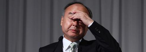 SoftBank, l'investisseur de WeWork, essuie des pertes records