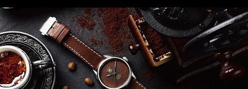 Mettez du café dans votre montre!