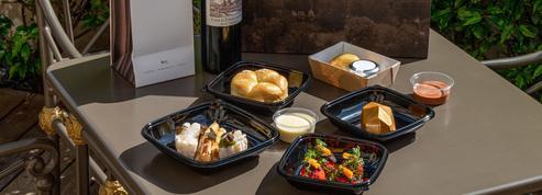 Plats à emporter des étoilés: que reste-t-il de «gastronomique» dans leurs menus?