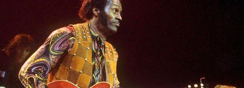 Chuck Berry, noir c'est noir sur Arte!