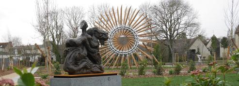 Issoudun, jardin contemporain à la française