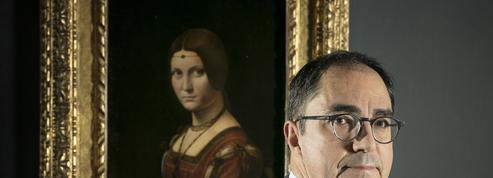 Jean-Luc Martinez: «Au Louvre, nous tablons sur 30% de fréquentation»