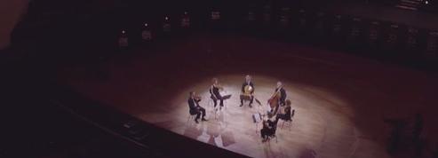 L'Orchestre de Paris retrouve la scène