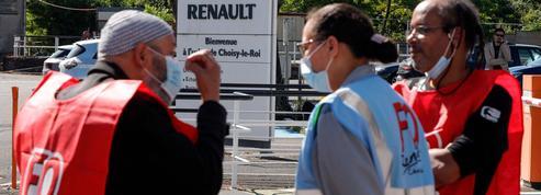 Renault: les syndicats craignent une désindustrialisation en France