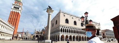 Sans les touristes, Venise pétrifiée