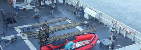 Migrants: les traversées de la Manche en canot en forte hausse