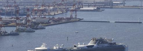 Avis de gros temps dans les chantiers navals construisant les paquebots géants