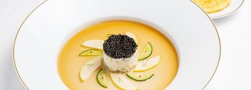 Le caviar de Sologne par Didier Clément