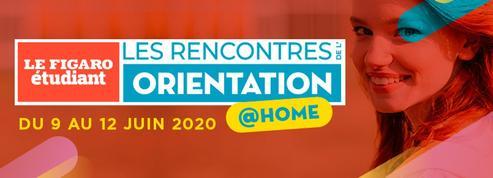 Orientation: revivez les conférences en ligne du Figaro Étudiant