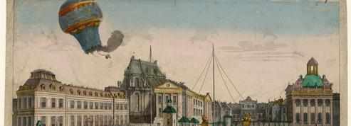 Les Montgolfier, l'Orient-Express…nos archives de la semaine sur Instagram