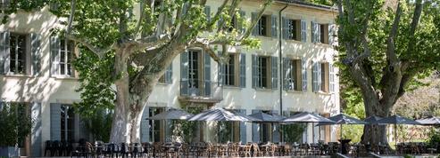 Réouverture des restaurants: jour 1 au domaine de Fontenille