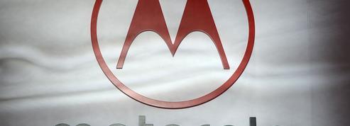 Motorola se démarque face à ses concurrents chinois