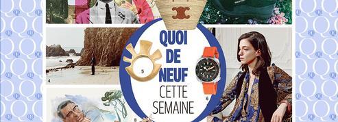 Dior, Celine, Saint Laurent... Les nouveautés de la semaine