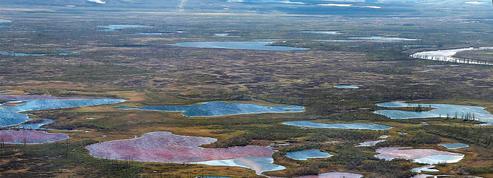 Pollution en Arctique: le dégel du permafrost à l'origine d'une marée noire