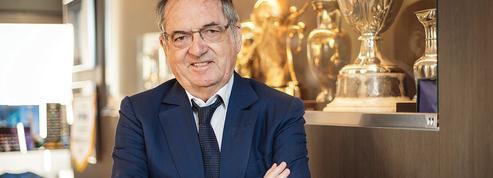 Noël Le Graët: «La France est le seul pays d'Europe qui donne de l'argent à tous les clubs»