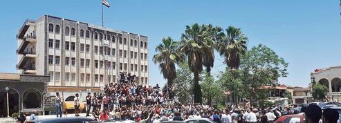Syrie: la fronde druze repart dans le Sud