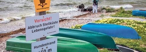 À Rügen, des vacances allemandes à l'ombre du virus