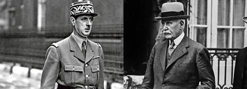 Juin 1940: De Gaulle - Pétain, un duel pour la France