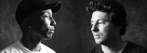 Pharrell Williams et Jean Imbert mixent cuisine et showbiz à Saint-Tropez