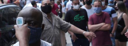Covid-19: le cap du million de contaminés franchi au Brésil
