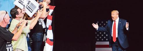 Donald Trump remonte sur le ring électoral