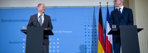 Bruno LeMaire à Berlin pour accélérer l'adoption du plan de relance européen