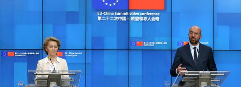 Commerce, droits de l'homme... L'Union européenne durcit le ton face à Pékin