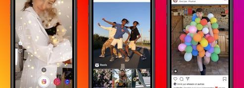 Instagram se lance à la poursuite de TikTok