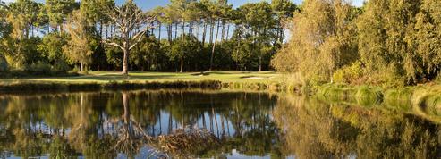 Golf: balade club en main dans le Bassin d'Arcachon
