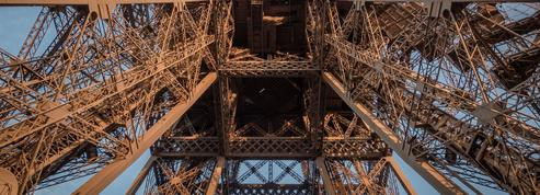 La Tour Eiffel se déconfine sportivement