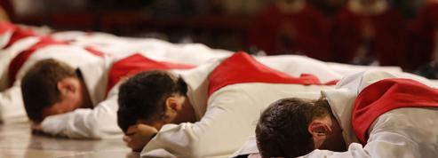 Ces 126 nouveaux prêtres de France