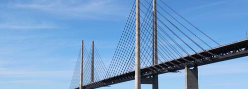 En Scandinavie, le pont sur l'Oresund n'a pas tenu toutes ses promesses