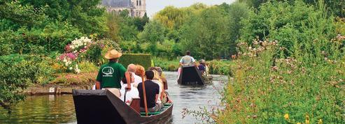Les hortillonnages d'Amiens, l'art devivre dans les bras de la Somme