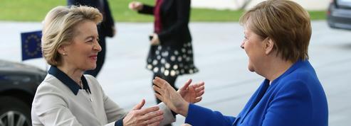 Ursula Von der Leyen, l'ex-dauphine de Merkel en voie d'émancipation