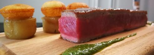 Le bœuf charolais par Frédéric Doucet