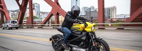 Harley-Davidson LiveWire: esprit es-tu là?