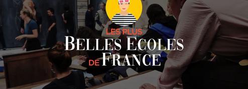 Les plus belles écoles de France: dans l'intimité des Beaux-Arts de Paris