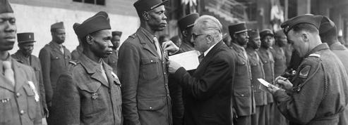 La France veut honorer ses héros d'Afrique