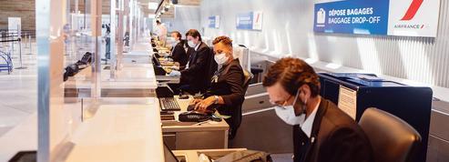 Air France taille dans ses effectifs, mais moins que ses grands concurrents