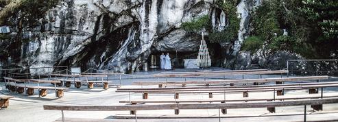 Vide de pèlerins, Lourdes garde l'espoir