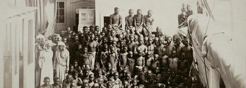 Les routes de l'esclavage ,une tragédie universelle sur Arte