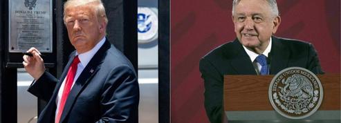 Trump-AMLO, la rencontre de deux faux ennemis