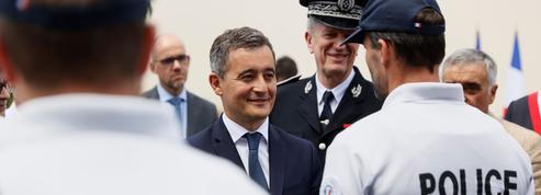 Police: comment Gérald Darmanin veut rétablir la confiance