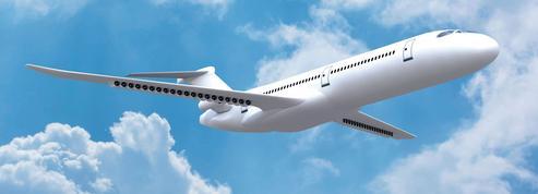 Aéronautique: l'avion zéro émission attendu en 2035