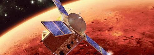 Trois sondes pour unété très martien