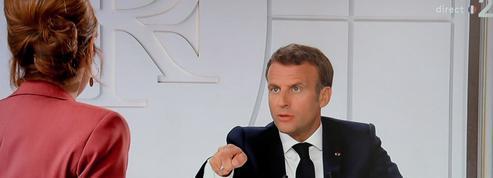 Arnaud Benedetti: «Macron n'a pas d'autre choix que de réaffirmer son mythe originel»