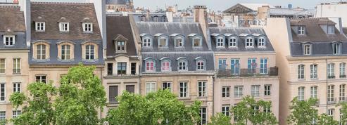 Immobilier: des ventes en baisse durable contrairement aux prix