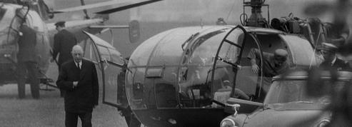 Charles de Gaulle: à Baden-Baden, les fantômes galonnés du Jagdhaus