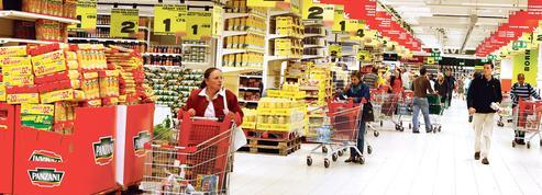 La guerre des prix plane sur les rayons des grands distributeurs